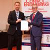 Wręczenie nagród 38 Produkt Roku Control Engineering Polska 2016