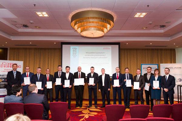 Zwycięzcy Produkt Roku Control Engineering Polska 2016