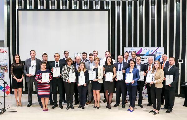 Zwycięzcy Produkt Roku Control Engineering Polska 2018